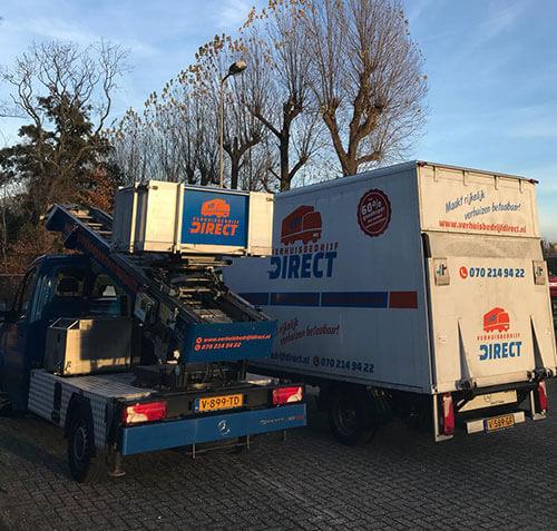 Meer verhuisdiensten in Rotterdam
