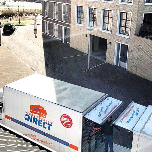 Meer verhuisdiensten in Utrecht