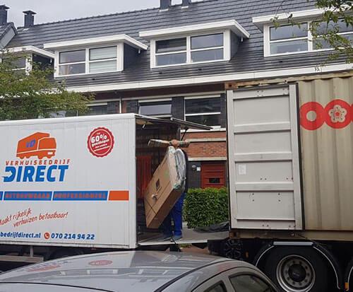 Meer verhuisdiensten in Haarlem